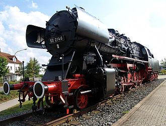 Société Franco-Belge - Image: AW Weiden Dampflok 005