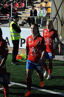 Michelle De Jongh association football player
