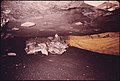 A Roof Bolting Machine Is Shown in the Center of the Picture in a New Mine of the Tennessee Consolidated Coal Company near Jasper and Chattanooga 08-1974 (3906446535).jpg