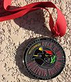 A new piece of heavy metal for my running collection- for today's http-www.rnraz.com- in Phoenix. (2190137129).jpg