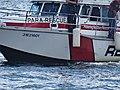 A para-sailing rescue vessel patrols Toronto's busy harbour, 2016 07 03 (12).JPG - panoramio.jpg