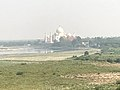 A view of Taj from Agra Fort across Yamuna River.jpg