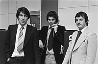 Gordon Smith, Derek Johnstone och Alex Miller (1978).