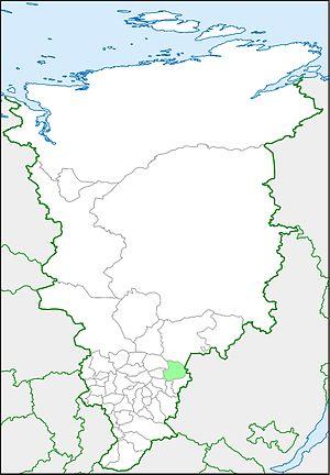 Abansky District