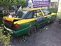 Abandoned Taxi Daewoo Espero in Thailand 02.jpg