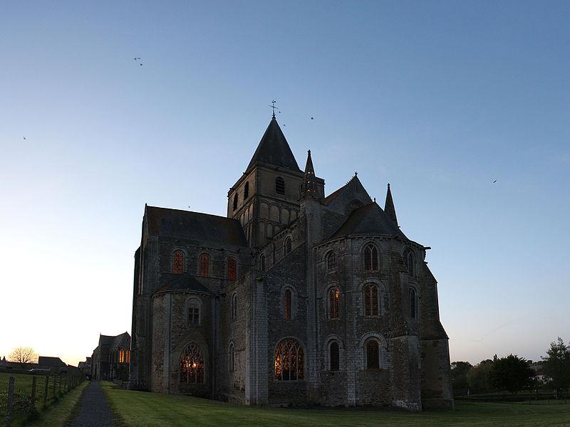 Cerisy-la-Forêt, Manche
