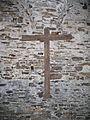 Abbaye de Clermont - crucifix réfectoire des convers.JPG