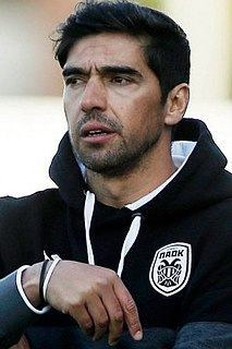 Abel Ferreira Portuguese football manager and former player