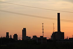 Abilene Downtown at Sunset.JPG