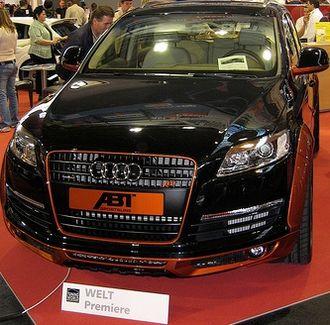 Abt Sportsline - Abt Audi Q7