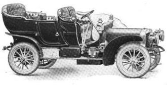 Acme (automobile) - 1906 Acme Type XV