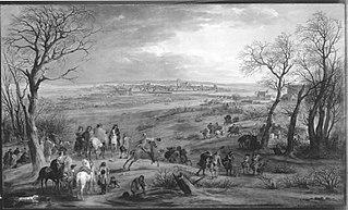 Die Eroberung von Dôle, 1668 (und Werkstatt)