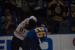 File:Adam McQuaid fights B.J. Crombeen.jpg