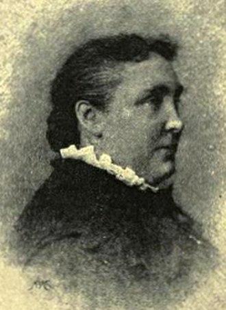 Adele M. Fielde - Image: Adele M. Fielde