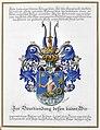 Adelsdiplom - Berger 1918 - Wappen.jpg