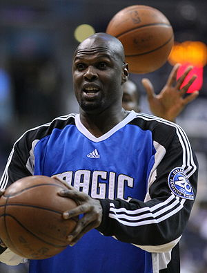 Patriot League Men's Basketball Player of the Year - Adonal Foyle was Patriot League Player of the year two times while a Colgate Raider (1996, 1997).