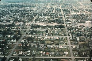 Greenwood, Seattle - Aerial - Greenwood, Seattle, 1969