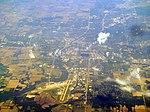 Aerial view of Rockford, Illinois, June 2017.JPG