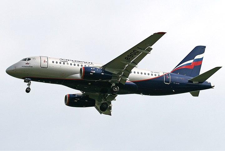SJ-100 (Sukhoi Superjet 100)