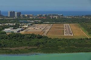 Jacarepaguá Airport - Image: Aeroporto de Jacarepaguá