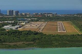 Jacarepaguá Airport airport in Rio de Janeiro, Brazil