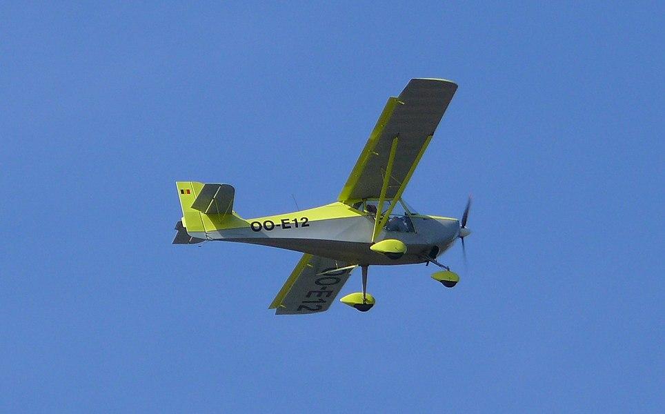 Aeropro Eurofox OO-E12 (c/n 13803)