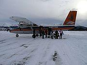 Aerovías DAP-TWIN otter