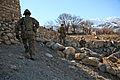 Afghan Uniformed Police, Afghan National Army patrol 120214-A-LP603-135.jpg