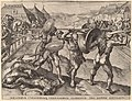 After Frans Floris I, Battle of the Horatii and the Curiatii, NGA 55492.jpg