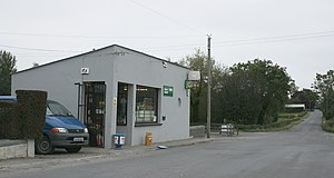 Agher - Agher Post Office