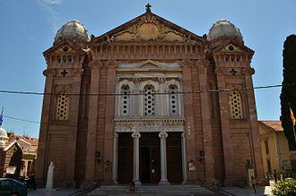 Greek Orthodox Church - Saint Therapon (Mytilene)