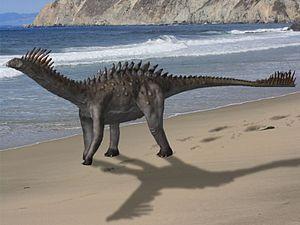 Agustinia ligabuei, a sauropod from the Early ...