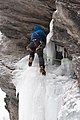 Aiguilles - Escalade sur glace - janvier 2014 - 6.jpg