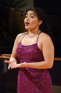 Ailyn Pérez American opera singer