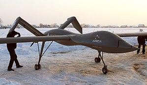 AirStrato - AirStrato prototype 001 before takeoff