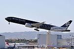 Air New Zealand, Boeing 777-319(ER), ZK-OKQ - LAX (22004717612).jpg