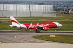 Airbus A320-200 AirAsia (AXM) F-WWIX - MSN 3549 - Will be 9M-AHN - Now in Indonesia Airasia fleet as PK-AXU (2971984052).jpg