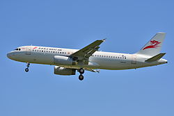 Airbus A320-200 der China West Air