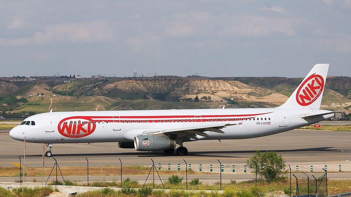 Resultado de imagen de niki airlines