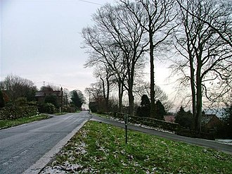 Aislaby, Scarborough - Image: Aislaby, nr Whitby