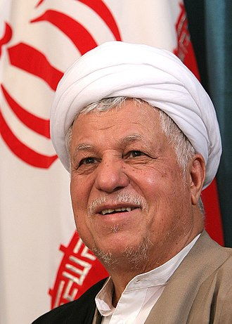 Expediency Discernment Council - Image: Akbar Hashemi Rafsanjani by Fars 01