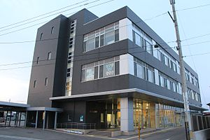 Akita city west citizen service center.jpg