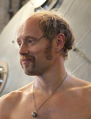 Aksel Hennie - Aksel Hennie in 2012.