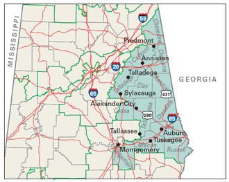 United States House of Representatives elections in Alabama, 2008 - Image: Alabama 3rd