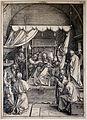 Albrecht dürer, transito della vergine, 1510 (pescia, museo civico) 01.jpg