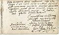 Album amicorum Jacob Heyblocq KB131H26 - p129 - Gerardus Johannes Vossius - Inscription.jpg