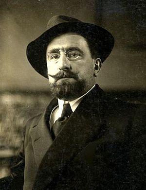 Alceste De Ambris - Alceste De Ambris (between 1925 and 1935)