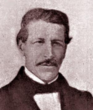 Moreno, Buenos Aires - Amancio Jacinto Alcorta (1805-1862), owner of Estancia Paso del Rey.
