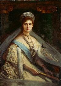 Олександра федорівна (дружина миколи