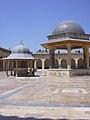 Aleppo (Halab), Omayadenmoschee, 11. Jhdt., Innenhof (37989227324).jpg